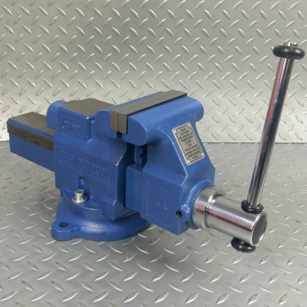Engineers-Vice-100mm-125mm-4-5-Quick-Action-Bench-Clamp-Professional-273794068512