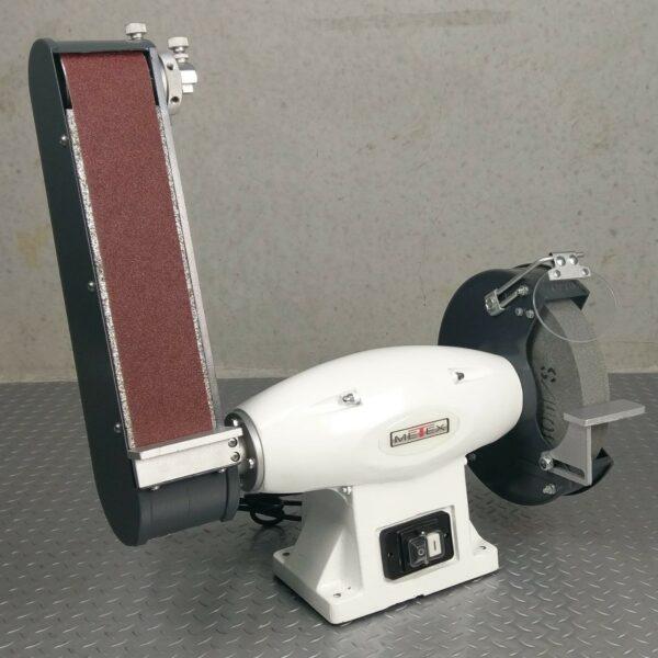 INDUSTRIAL-Bench-Grinder-Linisher-250mm-10-1500w-2HP-Belt-Sander-Metal-Wood-282372121684