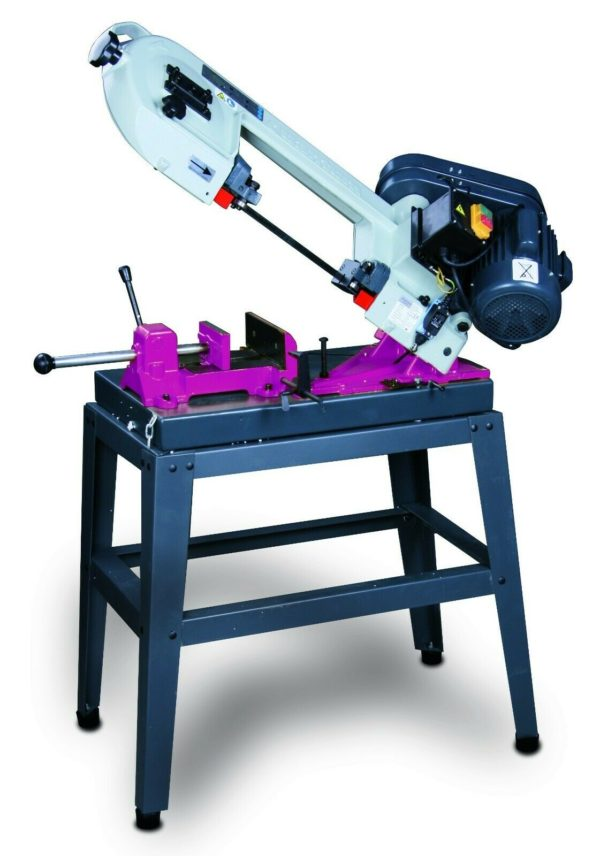 Metal-Band-Saw-with-Stand-METEX-by-OPTIMUM-Swivel-Head-3-Speed-Light-Weight-282913628946