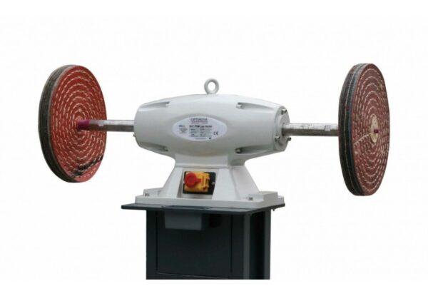 Polisher-Buffing-Machine-METEX-350mm-12-Industrial-3ph-22kw-Metal-Wood-Stone-273595350426