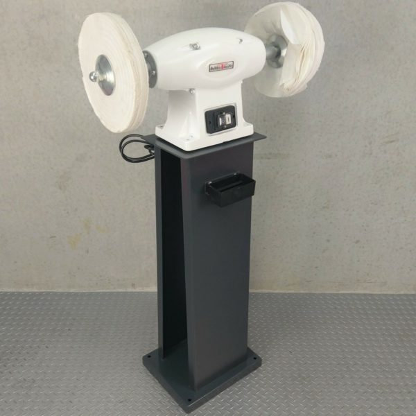 Polishing-Buffing-Machine-with-Stand-METEX-250mm-Industrial-10-1500w-240v-273596696716