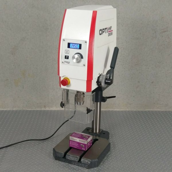 Bench-Drill-Press-Industrial-Machine-Variable-Speed-3000rpm-METEX-by-OPTIMUM-282456498497