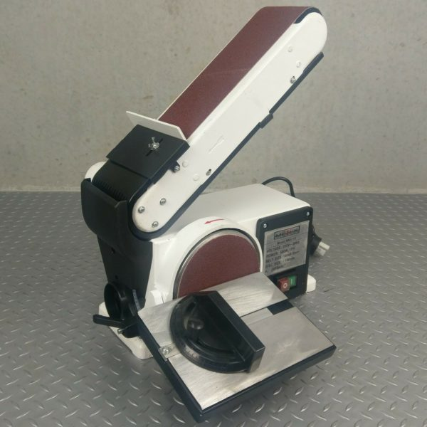 Belt-Sander-Linisher-Disc-Combo-METEX-350-watt-Wood-Work-Sanding-282430285458